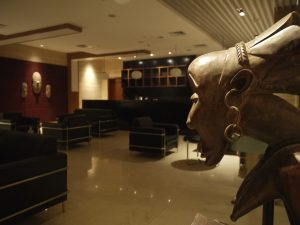 Business lounge BZV
