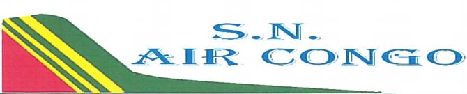 SN Air Congo logo
