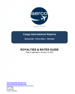 Charges and fees AERCO